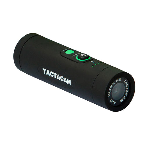 TACTACAM 4.0 Gun Package Flat Black Mounted Camera (TA-4-GUN)