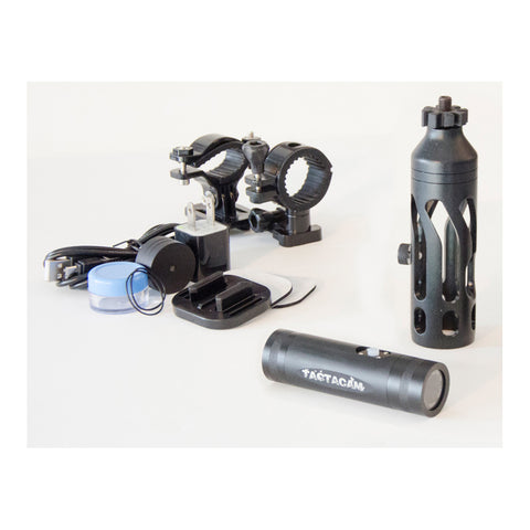 Tactacam 2.0 Bow Package with Flat Black Stabilizer TA-FB-FB
