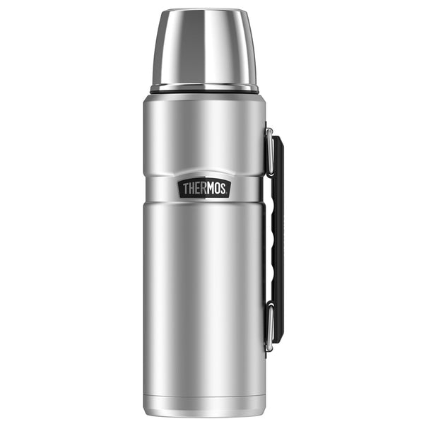 THERMOS Stainless King 40oz Steel Bottle SK2010STTRI4
