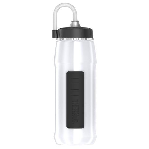 THERMOS Squeezeable 24oz Long Straw Bottle TP4066WH6