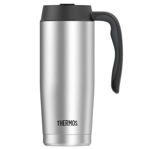 THERMOS Vacuum Insulated 16oz Stainless Steel Mug (TS1010SS4)