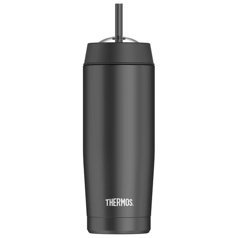 THERMOS Vacuum Insulated 18oz Black Cold Cup TS4034BK4