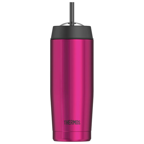 THERMOS Vacuum Insulated 18oz Pink Cold Cup TS4034PK4