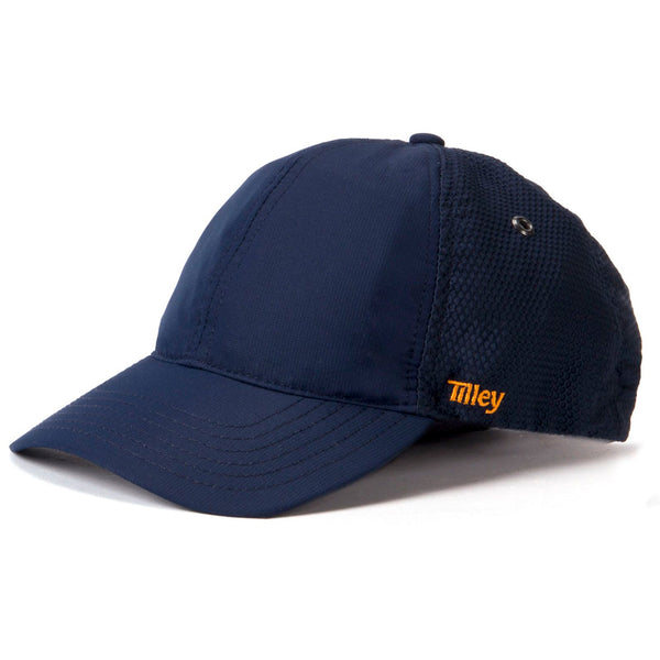 TILLEY ENDURABLES TBC2 BallMesh Navy Cap 10PMCPBC00202