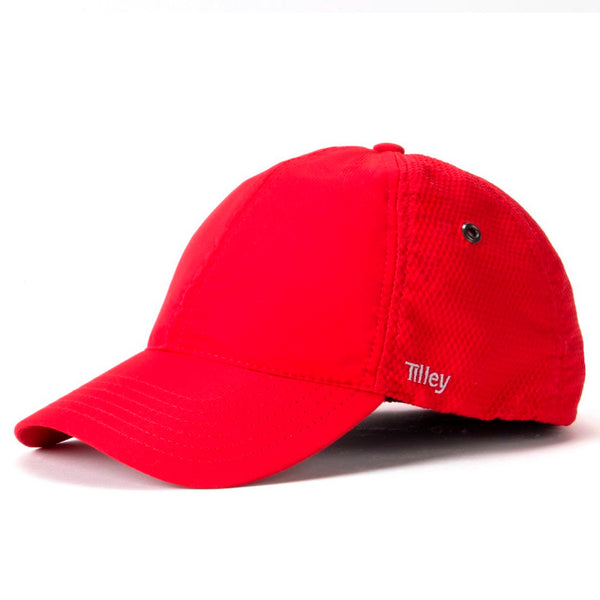 TILLEY ENDURABLES TBC2 Ball Mesh Red Cap 10PMCPBC00260