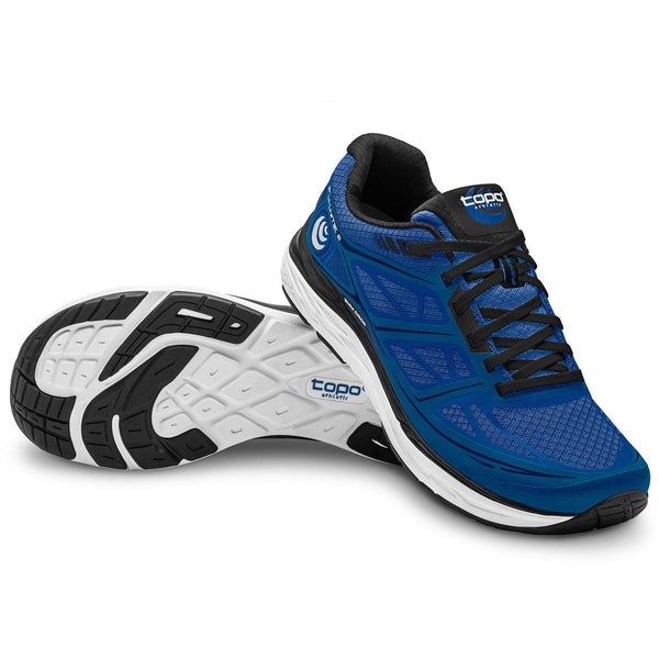 TOPO ATHLETIC Fli-Lyte 2 Blue-Black Shoe M019-BLUBLK