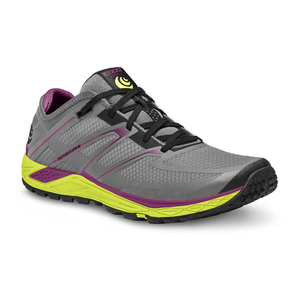 TOPO ATHLETIC Runventure 2 Running Shoe W022-GRYYEL
