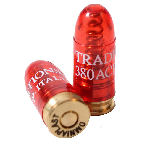 Traditions Snap Cap 380 ACP 6pk ASC380