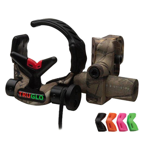 TRUGLO Updraft Ambidextrous Realtree Xtra Limb-Driven Arrow Rest (TG640J)