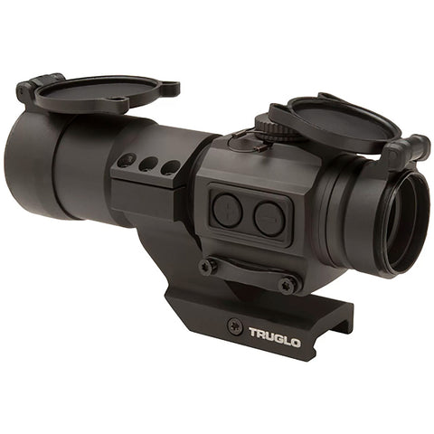 TRUGLO Tru-Tec XS 2 MOA 30mm Red Dot Sight TG8135BN