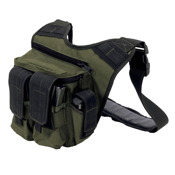 US PeaceKeeper Rapid Deployment OD Green Pack (P20305)