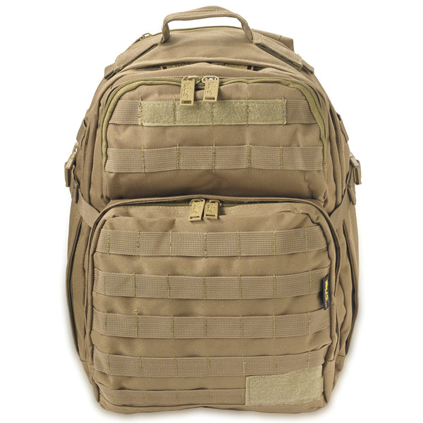 US PeaceKeeper Sentinel Tan Backpack (P40325)