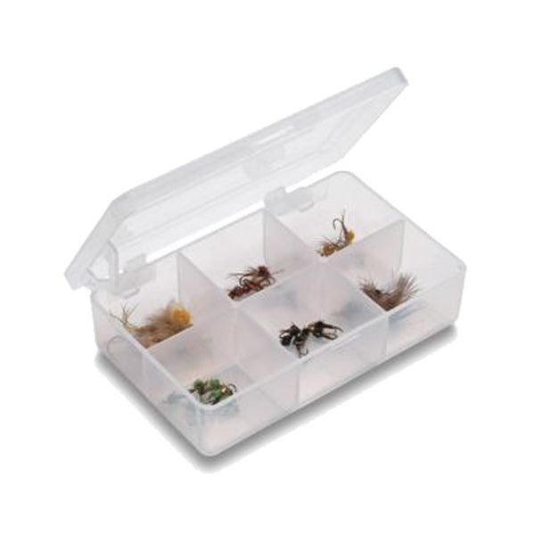 UMPQUA 30701 Oregon-Izer 606 6 Compartment Box
