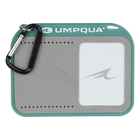 UMPQUA Fly Green Badge (33063)