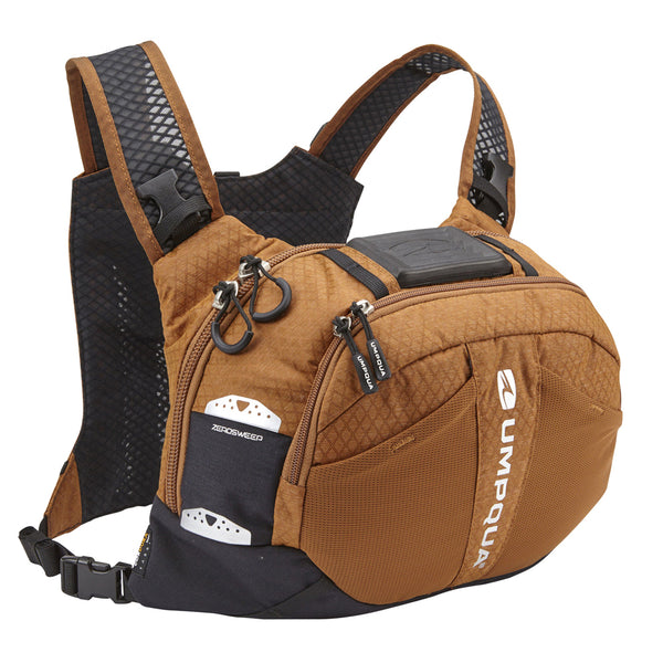 Umpqua Overlook 500 ZS Copper Chest Pack 35105