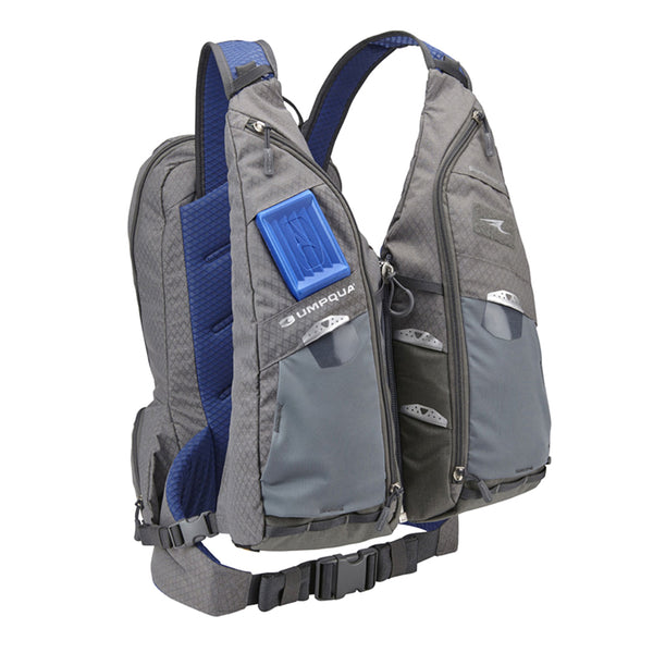 UMPQUA Swiftwater ZS Granite Tech Vest (35120)