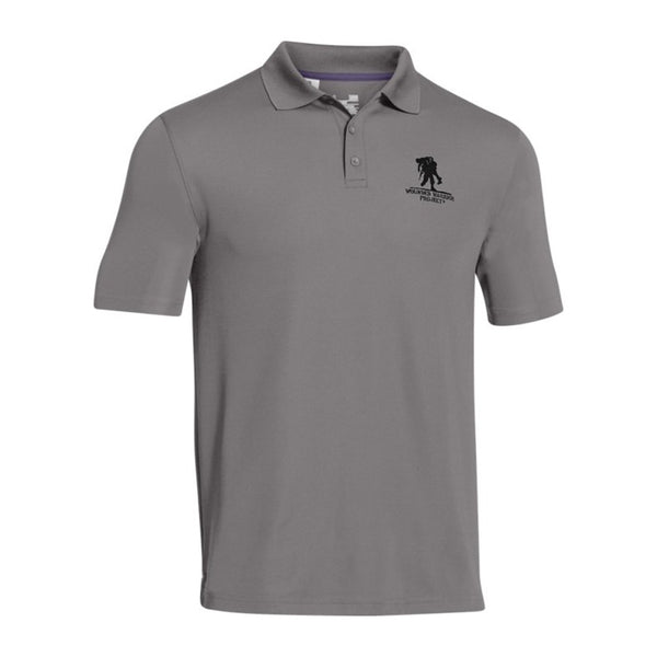 UNDER ARMOUR 1238978-078 Mens WWP Performance Storm Polo