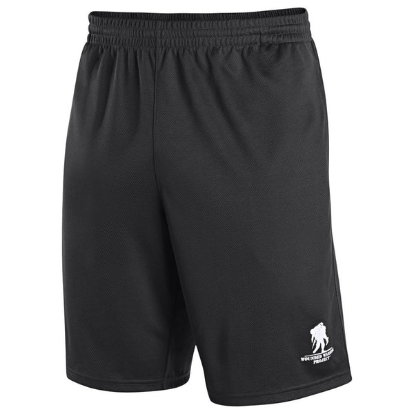 UNDER ARMOUR 1246315-001 Mens WWP Black Training Shorts