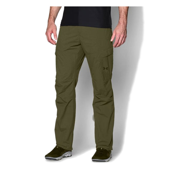 UNDER ARMOUR Mens Green Chesapeake Pants 1253170-001