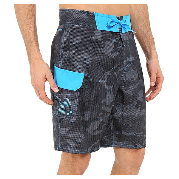 UNDER ARMOUR 1271514-429 Mens Reblek Electric Blue Boardshorts