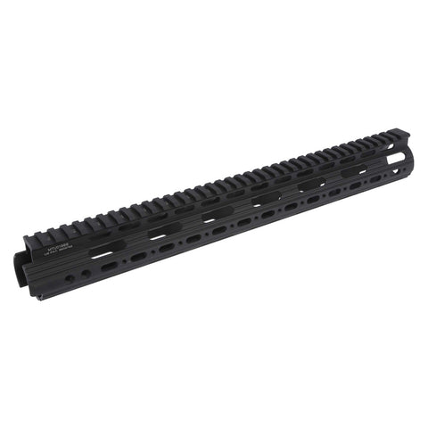 UTG Pro Model 4/15 Rifle 15in Super Slim Free Float Handguard (MTU019SS)