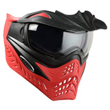 VFORCE Grill SC Black-Red Thermal Paintball Mask (G295199)