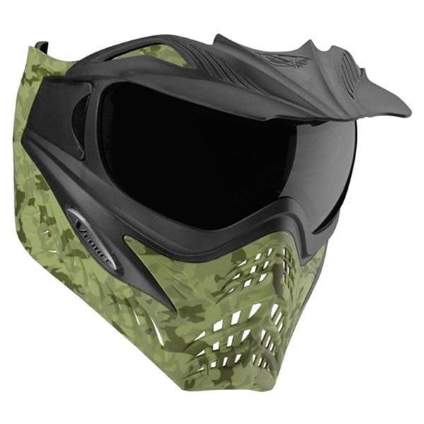 VFORCE Grill SE Jungle Camo Green Thermal Paintball Mask (G295244)