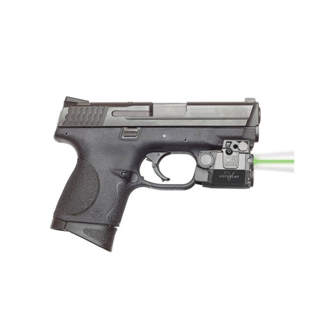 VIRIDIAN Universal Sub-Compact Green Laser and ECR Tactical Light (C5L)