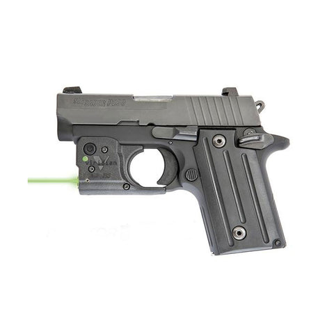 VIRIDIAN Reactor 5 Sig P238-P938 Green Laser Sight (R5-238/938)