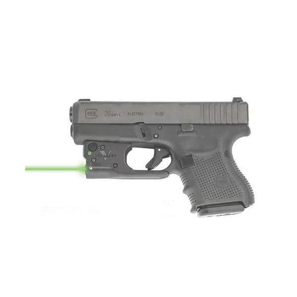 VIRIDIAN Reactor 5 Glock 26-27 Green Laser Sight (R5-G26/27)