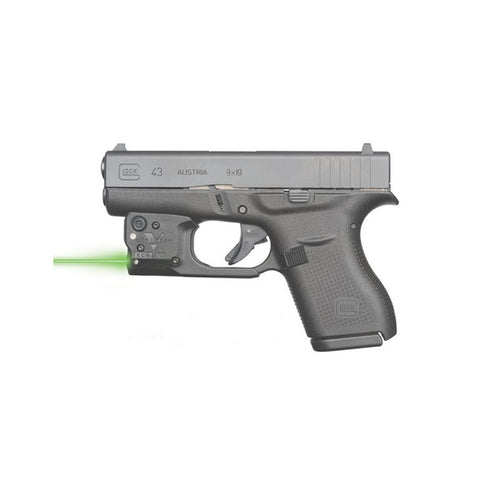 VIRIDIAN Reactor 5 Glock 43 Green Laser Sight (R5-G43)
