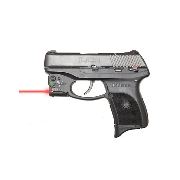 VIRIDIAN Reactor 5-R Ruger LC9-380 Red Laser Sight (R5-R-LC9)