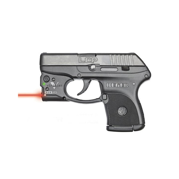 VIRIDIAN Reactor 5-R Ruger LCP Red Laser Sight (R5-R-LCP)