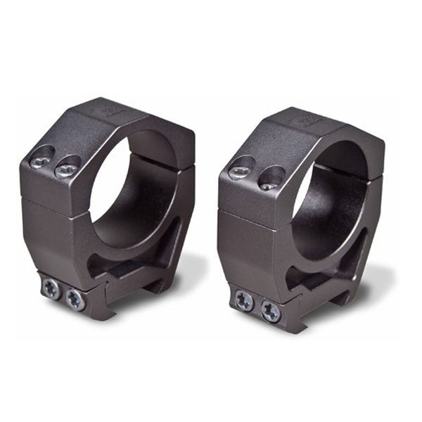 VORTEX Precision Matched Riflescope Rings, High Height for 35mm, Set of 2 (PMR-35-126)