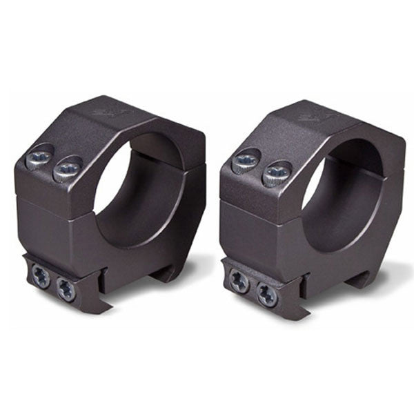 VORTEX Precison Matched Riflescope Rings, Medium Height for 30mm, Set of 2 (PMR-30-97)