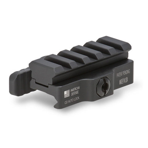 Vortex Razor Red Dot AR15 Riser Mount QR Lever MT-5108