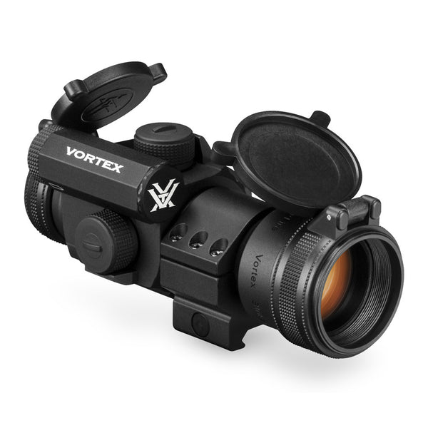 VORTEX StrikeFire II Red Dot Sight, 4 MOA Red/Green Dot Reticle (SF-RG-501)