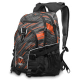 VIRTUE PAINTBALL Virtue Wildcard Graphic Red Backpack (2010)