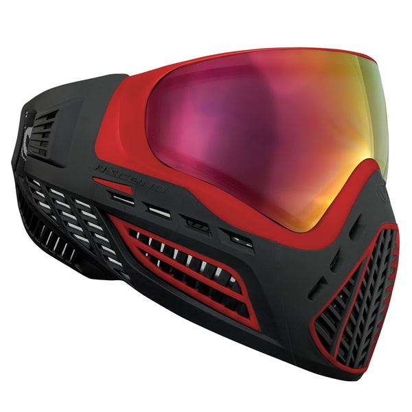 VIRTUE PAINTBALL Virtue VIO Ascend Red Fire Paintball Goggle (2013)