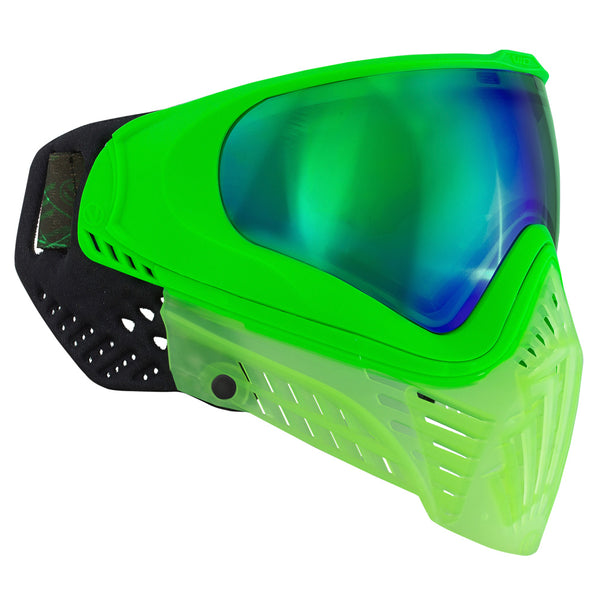 VIRTUE PAINTBALL Virtue VIO XS Crystal Emerald Paintball Goggle (2028)