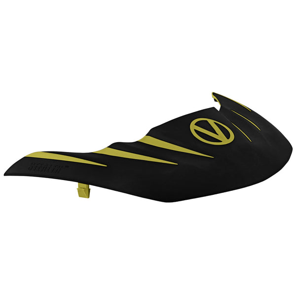 VIRTUE PAINTBALL Virtue Gold/Black Stealth Visor (2053)