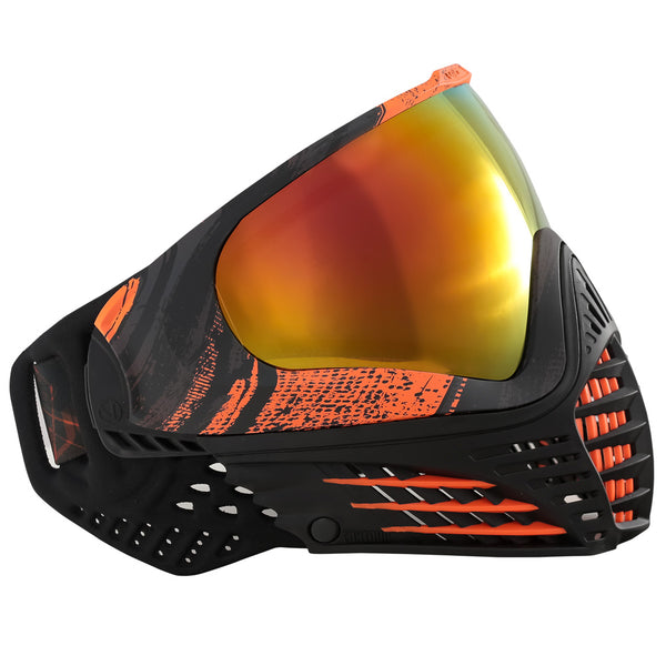 VIRTUE PAINTBALL Virtue VIO Contour Graphic Amber Paintball Goggle (2100)