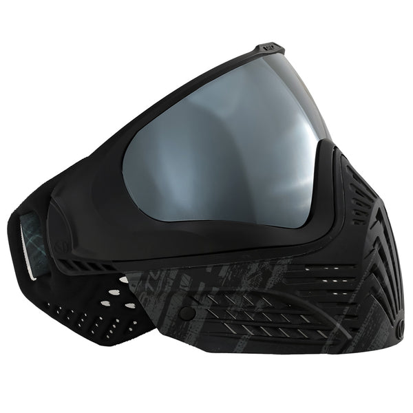 VIRTUE PAINTBALL Virtue VIO Extend Graphic Black Paintball Goggle (2152)