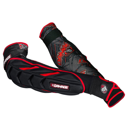 VIRTUE PAINTBALL Damage Elbow Pads (2730-par)