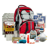 WISE FOOD 5 Day Emergency Survival Backpack, Red (01-621GSG)