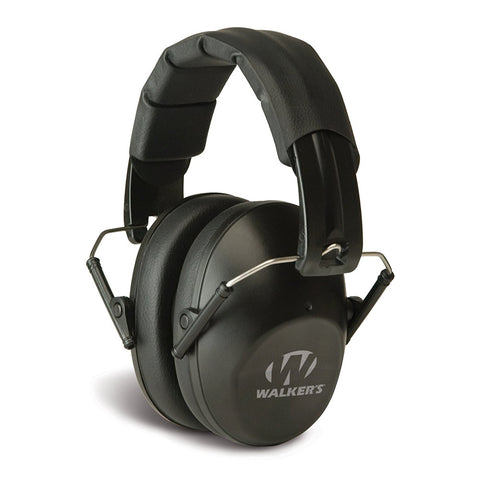 WALKERS GAME EARS Pro Low Profile Folding Muff (GWP-FPM1)