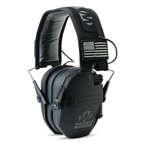 WALKERS GAME EARS Razor Patriot Earmuff GWP-RSEMPAT