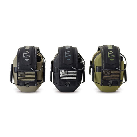 WALKERS GAME EARS Razor Patriot Earmuff GWP-RSEMPAT-ODG