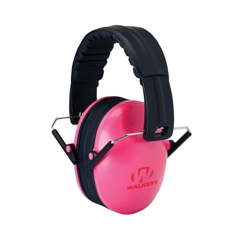 WALKERS GAME EAR Youth Pink Folding Muff (GWP-FKDM-PK)