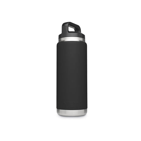 YETI Rambler 26oz Black Bottle (YRAMB26BK)
